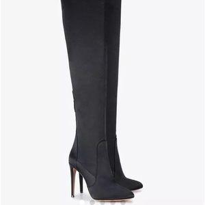 Aquazzura high boots